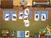 Best in Show Dog Solitaire PC Mac Linux Game