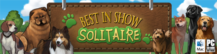 Like Dogs? Like Solitaire? Best in Show is for you!